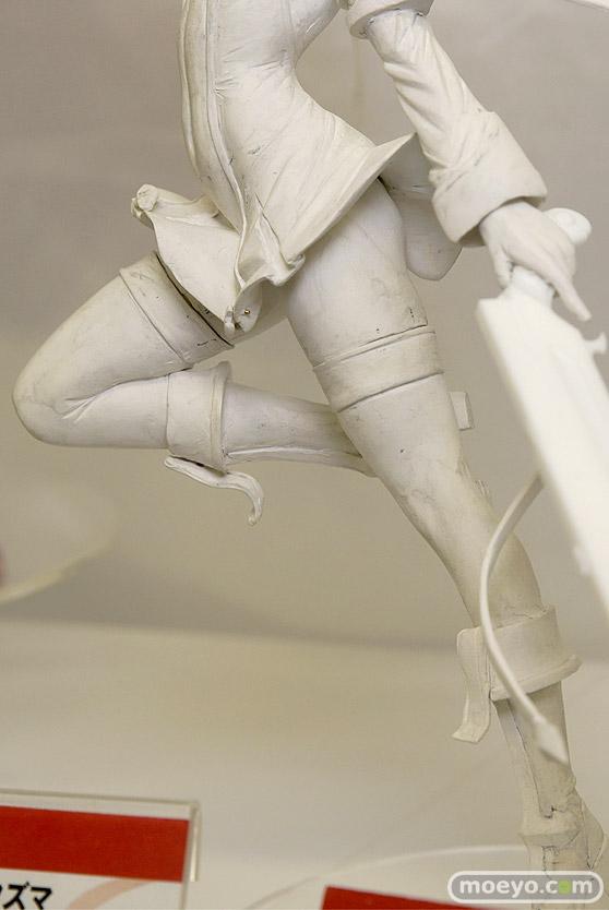 ヴェルテクスのブレイブルー クロノファンタズマ ノエル=ヴァーミリオン 旧衣装Ver.(仮)の新作フィギュア原型画像08
