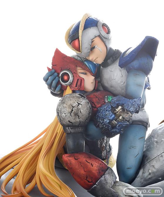 ホビージャパンのロックマンX-コミック版- エックス&ゼロ「懐かしい未来へ…」の新作フィギュア彩色サンプル画像01