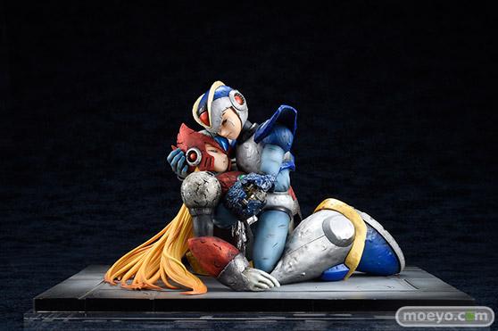 ホビージャパンのロックマンX-コミック版- エックス&ゼロ「懐かしい未来へ…」の新作フィギュア彩色サンプル画像02