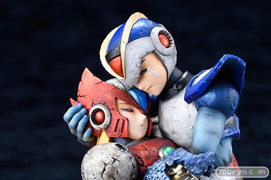 ホビージャパンのロックマンX-コミック版- エックス&ゼロ「懐かしい未来へ…」の新作フィギュア彩色サンプル画像04