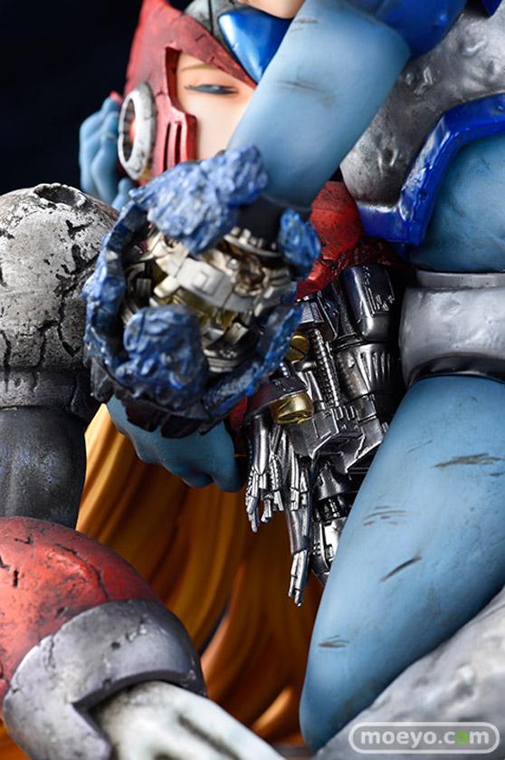 ホビージャパンのロックマンX-コミック版- エックス&ゼロ「懐かしい未来へ…」の新作フィギュア彩色サンプル画像08