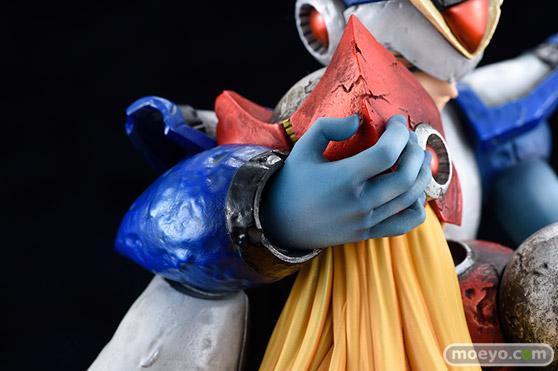 ホビージャパンのロックマンX-コミック版- エックス&ゼロ「懐かしい未来へ…」の新作フィギュア彩色サンプル画像09