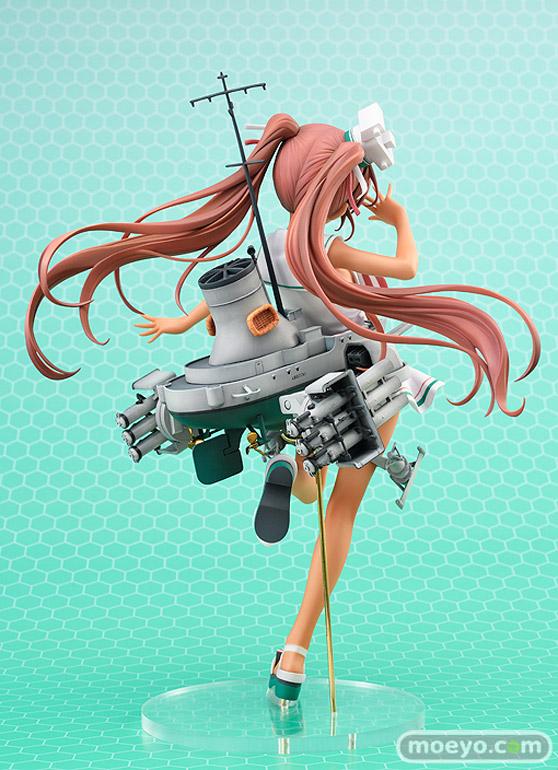 ホビージャパンの艦隊これくしょん -艦これ- Libeccioの新作フィギュア彩色サンプル画像03