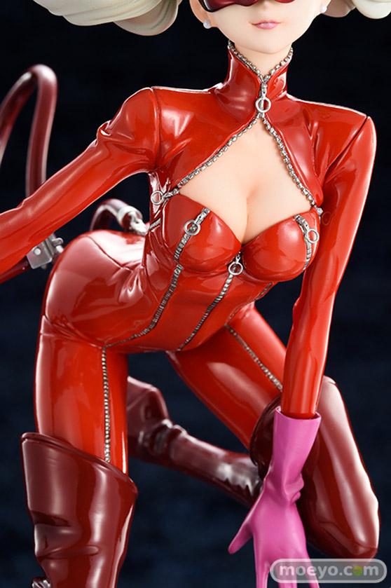 ホビージャパンのペルソナ5 高巻杏 怪盗Ver.の新作フィギュア彩色サンプル画像05