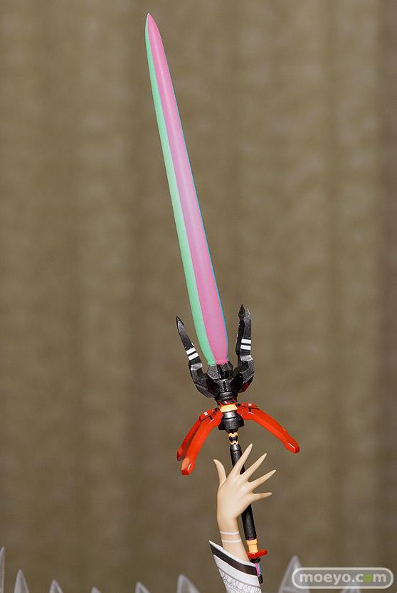 グッドスマイルカンパニーのFate/Grand Order セイバー/アルテラの新作フィギュア彩色サンプル画像10