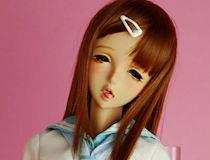 下胴開脚パーツ付属!!Pink Drops30体目は新規メイクの褐色娘!!!「 Pink Drops #30 愛実(ツグミ)chan」 期間限定受注開始!