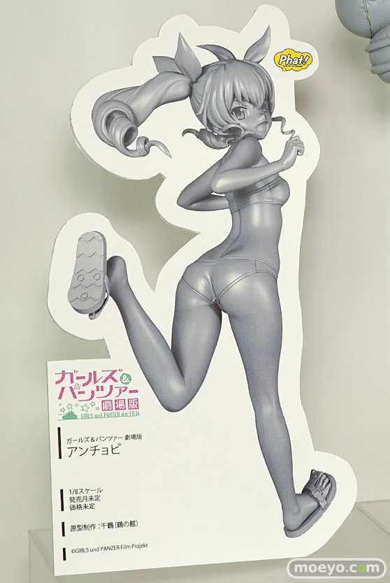 ファット・カンパニーのガールズ&パンツァー 劇場版 ペパロニの新作フィギュア原型画像01