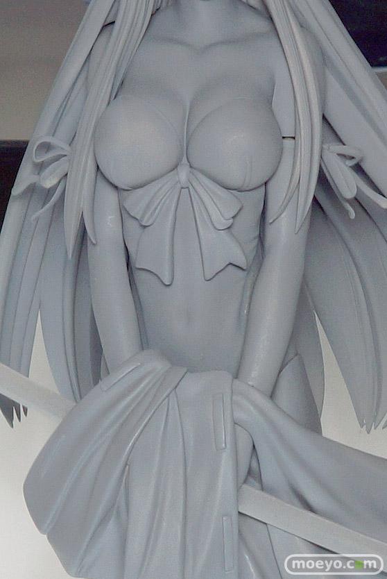 グランドトイズのサイレントメビウス 闇雲那魅の新作フィギュア原型画像07