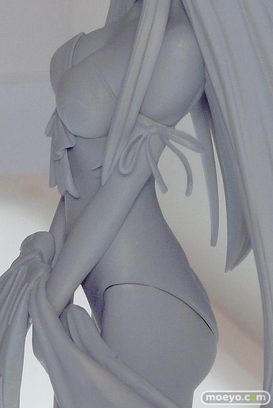 グランドトイズのサイレントメビウス 闇雲那魅の新作フィギュア原型画像08