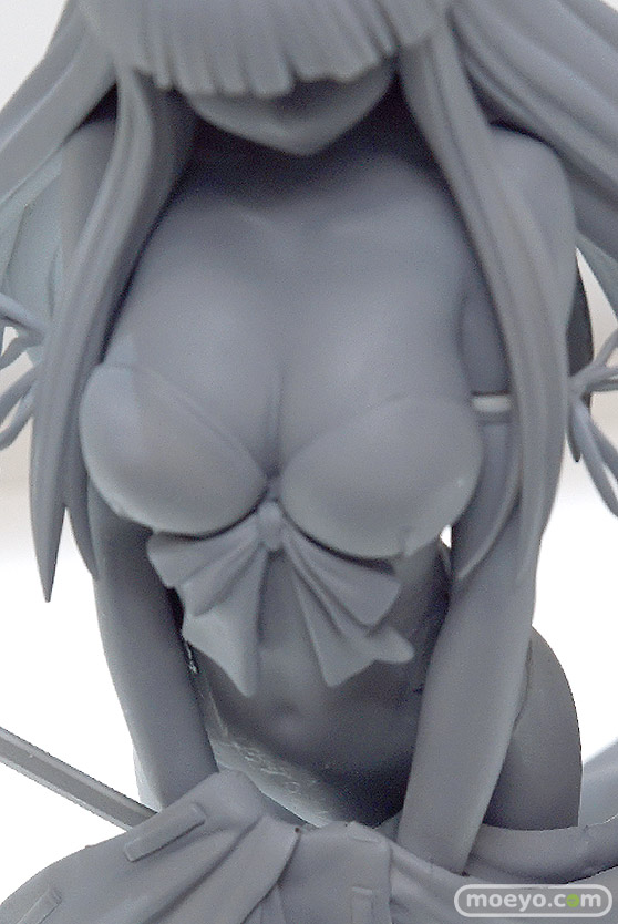 グランドトイズのサイレントメビウス 闇雲那魅の新作フィギュア原型画像10