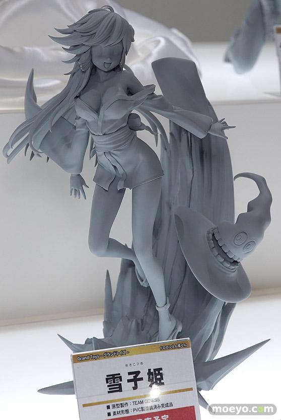 グランドトイズのドロロンえん魔くん 雪子姫の新作フィギュア原型画像02
