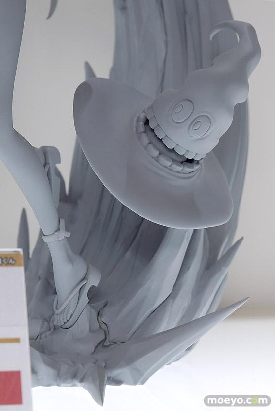 グランドトイズのドロロンえん魔くん 雪子姫の新作フィギュア原型画像09