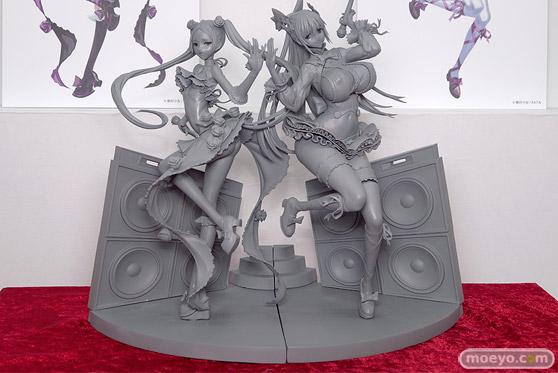 セカンドアックスのマユリ かぐやの新作フィギュア原型画像01
