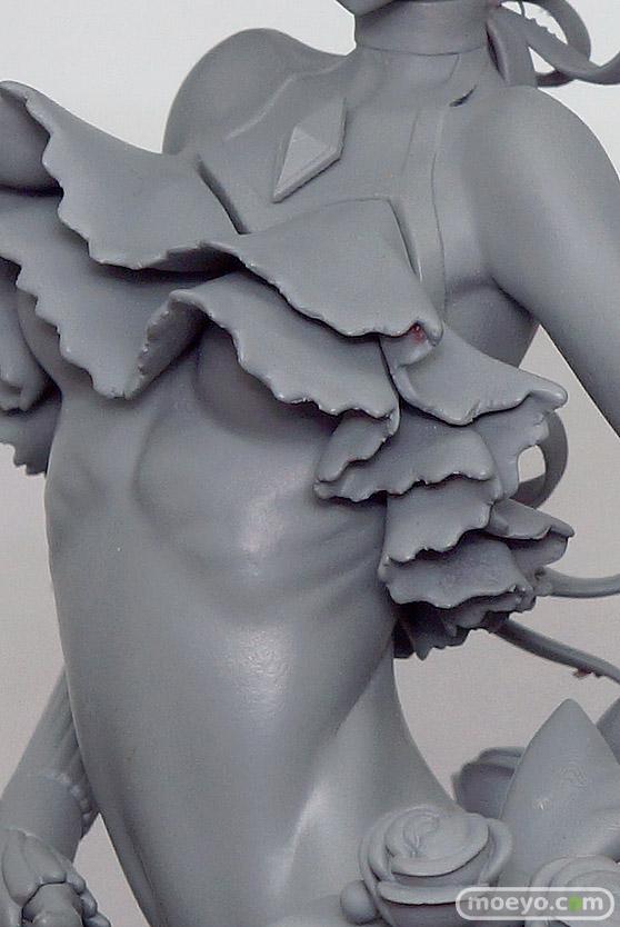 セカンドアックスのマユリ かぐやの新作フィギュア原型画像07