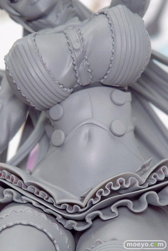 セカンドアックスのマユリ かぐやの新作フィギュア原型画像11
