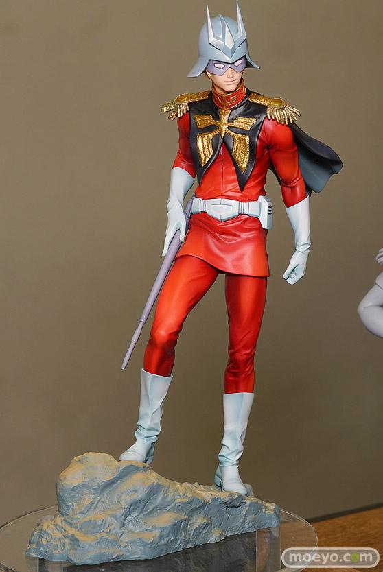 メガハウスのガンダム・ガイズ・ジェネレーション 機動戦士ガンダム シャア・アズナブルの新作フィギュア彩色サンプル画像02