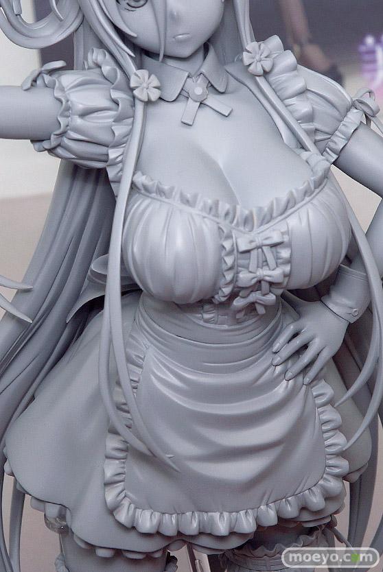 ロケットボーイの亜璃子(ALICE)の新作フィギュア原型画像06