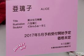 ロケットボーイの亜璃子(ALICE)の新作フィギュア原型画像11