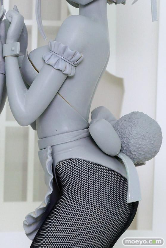フリーイングのRe:ゼロから始める異世界生活 ラム/レム バニーVer.の新作フィギュア原型画像16