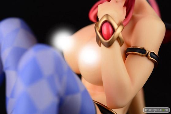 花畑と美少女の濡れ透け小悪魔イヴ コミックアンリアルVol.50 Cover Girl designed by モグダンの新作フィギュア彩色サンプル画像17