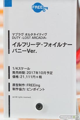 秋葉原の新作フィギュア彩色サンプル展示の様子 コトブキヤ秋葉原館 ボークスホビー天国25