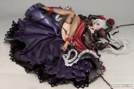 マジックバレットの美少女万華鏡 ~篝ノ霧枝~の新作フィギュア彩色サンプル画像01