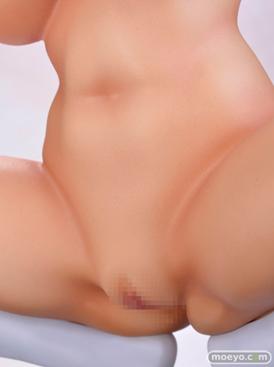 Q-sixのツンデロ 吉井結花 日焼けver.の新作フィギュア彩色サンプル画像47