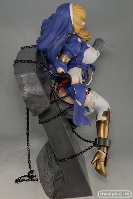 ダイキ工業のクイーンズブレイド リベリオン 聖なる生贄 異端審問官シギィの新作フィギュア彩色サンプル画像04