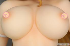 ダイキ工業のクイーンズブレイド リベリオン 聖なる生贄 異端審問官シギィの新作フィギュア彩色サンプルキャストオフおっぱい画像26