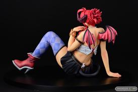 花畑と美少女の濡れ透け小悪魔イヴ コミックアンリアルVol.50 Cover Girl designed by モグダンの新作フィギュア彩色サンプル画像10