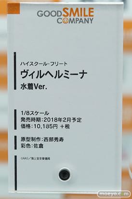 秋葉原の新作フィギュアの展示の様子29