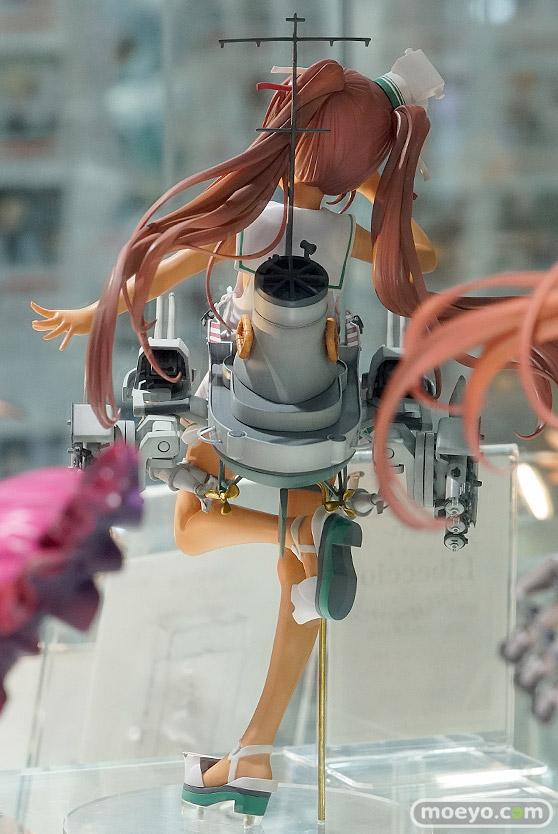ホビージャパンの艦隊これくしょん -艦これ- Libeccioの新作フィギュア彩色サンプル展示画像04