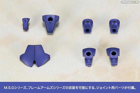 コトブキヤのフレームアームズ・ガール イノセンティア Blue Ver. プラモデルの新作プラモデル彩色サンプル画像04
