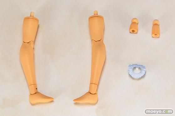 コトブキヤのフレームアームズ・ガール イノセンティア Blue Ver. プラモデルの新作プラモデル彩色サンプル画像11