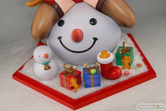 ヴェルテクスのすーぱーそに子 クリスマスVer.の新作フィギュア彩色サンプル撮り下ろし画像23