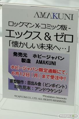 メガホビEXPO 2017 Spring ホビージャパンブースの新作フィギュア展示の様子41