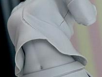 メガハウス新作フィギュア「NARUTOギャルズ 春野サクラ」監修中原型が展示!【メガホビ2017春】