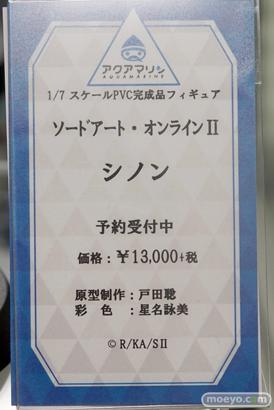 秋葉原の新作フィギュア展示の様子02