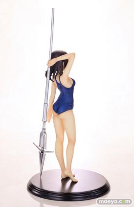 Q-sixのストライク・ザ・ブラッド 姫柊雪菜 スク水ver.の新作フィギュア彩色サンプル画像07