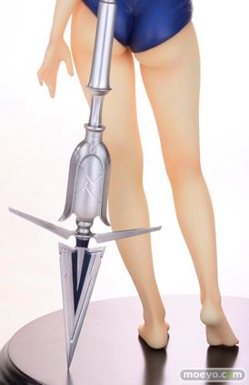 Q-sixのストライク・ザ・ブラッド 姫柊雪菜 スク水ver.の新作フィギュア彩色サンプル画像22