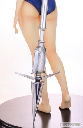 Q-sixのストライク・ザ・ブラッド 姫柊雪菜 スク水ver.の新作フィギュア彩色サンプル画像23