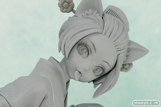 アルターの朧村正 猫又お恋の新作フィギュア原型画像05