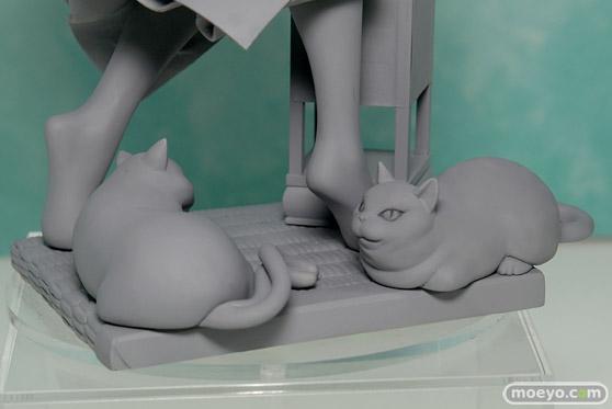 アルターの朧村正 猫又お恋の新作フィギュア原型画像08