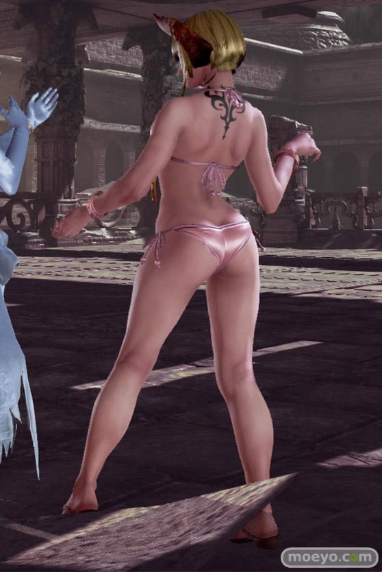 鉄拳7のリリやエリザのパンツ画像16