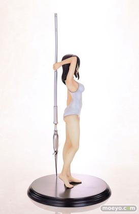 Q-sixのストライク・ザ・ブラッド 姫柊雪菜 白スクver.の新作フィギュア彩色サンプル画像05