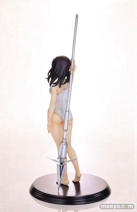 Q-sixのストライク・ザ・ブラッド 姫柊雪菜 白スクver.の新作フィギュア彩色サンプル画像08
