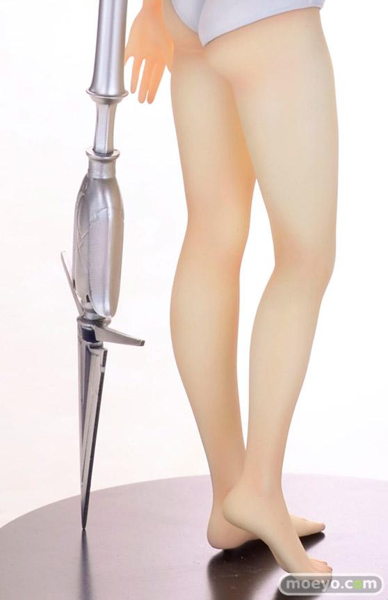 Q-sixのストライク・ザ・ブラッド 姫柊雪菜 白スクver.の新作フィギュア彩色サンプル画像21