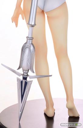Q-sixのストライク・ザ・ブラッド 姫柊雪菜 白スクver.の新作フィギュア彩色サンプル画像22