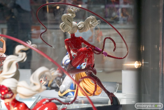 ホビージャパンのペルソナ5 高巻杏 怪盗Ver.の新作フィギュア彩色サンプル展示画像04