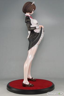 ダイキ工業の嫌な顔されながらおパンツ見せてもらいたいフィギュア メイドの伊東ちとせさんの新作フィギュア彩色サンプル画像03
